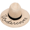 Straw Hat - Kapelusze -