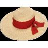 Straw Hat - Шляпы -