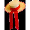 Straw Hat - Hat -