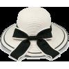 Straw Sun Hat - Klobuki -