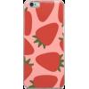 Strawberry iPhone Case - Uncategorized -