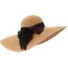 Straw hat - Cinture -
