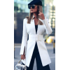 Street style white coat - Jacket - coats -