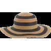 Stripe Floppy Hat - Cappelli -