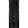 Striped Paper Bag pants Miss Selfridge - Capri & Cropped -