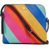 Striped clutch - Clutch bags -