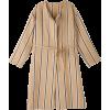 Stripe pattern Topper Cody Gun - Jacket - coats -