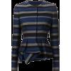 Stripes blazer - Marynarki -