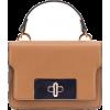 Stylish Flap PU Leather Handbag Shoulder - Carteras tipo sobre -