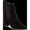 Subtle Snake Embossed Chelsea Boot STEVE - Boots -