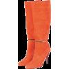 Suede Boots - Botas -