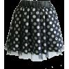 Suknja B&W Skirts - Skirts -