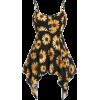 Sunflower Tank - Camicia senza maniche -