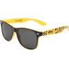 Sunglasses in Black and Yellow - Sunglasses - $22.00