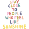 Sunshine Quote - Besedila -