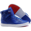 Supra Skytop High Tops Blue/Wh - Tenisice -