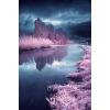 Surreal landscape - Background -