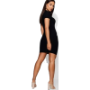Sweater Dress Model 1 - Dresses -