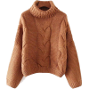 Sweater - Swetry na guziki -