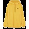 Sweatshirt yellow - Pullovers -