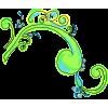 Swirls - イラスト -