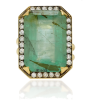 Sylva & Cie 18K Gold, Emerald And Diamon - Prstenje -
