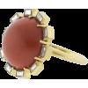 Sylva & Cie - Coral ring - Rings - $13,750.00