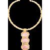 Sylvia Toledano Three Stones Rhodochrosi - Necklaces - $405.00