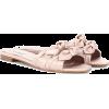 TABITHA SIMMONS Cleo satin sandals - Flats -