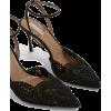 TABITHA SIMMONS Sen Floret Lace-Trimmed - Classic shoes & Pumps -