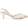 TABITHA SIMMONS lace-deatil pumps - Classic shoes & Pumps -