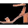 TABITHA SIMMONS orange sandal - Sandals -