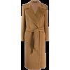 TAGLIATORE Molly belted coat - Jacket - coats -