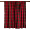 TARTAN CHENILLE BLANKET Zara Home - Furniture -