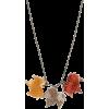 TATTY DEVINE Fallen leaves necklace - Necklaces -
