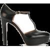 T-BAR HEELS - Classic shoes & Pumps -