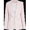 TED BAKER Open-front crepe blazer - Trainingsanzug -