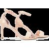 TED BAKER Ankle Strap Leather Sandals - Sandale -