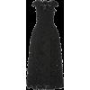 THE ROW black floral dress - Dresses -