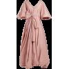 THE ROW dress - Obleke -