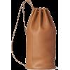 THE ROW tan light brown backpack - Nahrbtniki -