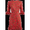 THE VAMPIRE'S WIFE  Festival Gypsy flora - sukienki -