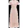 THE VAMPIRE'S WIFE The Bombette metallic - Dresses -