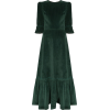 THE VAMPIRE'S WIFE corduroy maxi dress - Dresses -