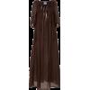 THIERRY COLSON cotton silk dress - Vestidos -