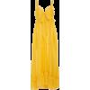 THIERRY COLSON cotton silk maxi dress - Dresses -