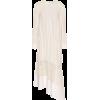 TIBI Asymmetric guipure lace midi dress - Dresses -