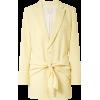 TIBI Oversized twill blazer - Jacket - coats -