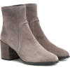 TOD'S Suede ankle boots - Stivali -