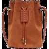 TOD'S Suede bucket bag - Hand bag -